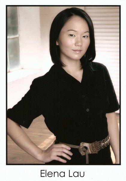 Elena Lau Headshot Nov. 2008